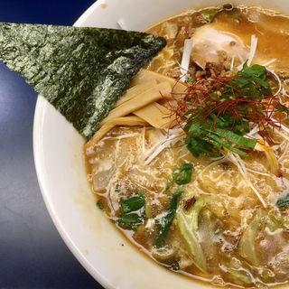 酸辣湯(びっくり亭)