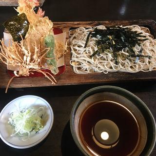天ぷらそば(はつ花 本店)