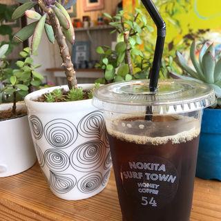 水出しアイスコーヒー(ハニー珈琲 糸島店 )