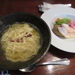 塩ラーメン(オー・グルマン (Aux Gourmands))