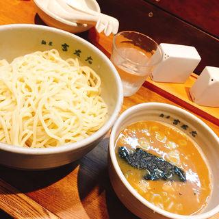大盛り味玉つけ麺(麺屋 吉左右 (めんや きっそう))