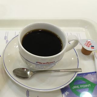 ブレンドコーヒー(レギュラー)(ヴィ・ド・フランス 蒲田店 (VIE DE FRANCE))