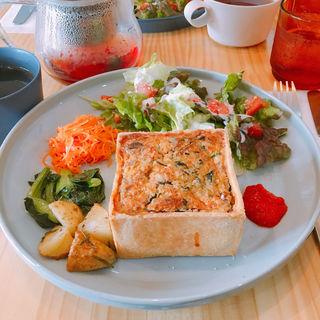 キッシュランチ(キムラ カフェ)