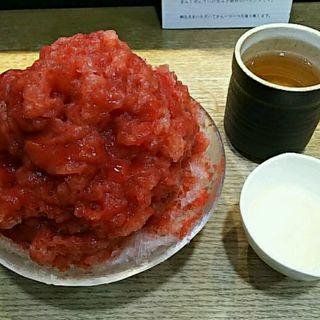 氷いちご(甘味菓房 丸屋茶寮 )