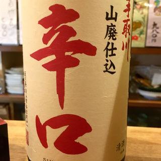 手取川 山廃仕込 本醸造 辛口(はす家)