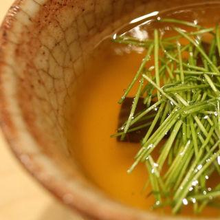 すっぽんの茶碗蒸し(鮨あらい )