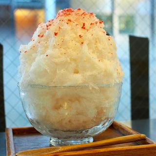 あすかルビーのいちごみるく氷(おちゃのこ (御茶乃子))