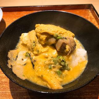 親子丼(富小路やま岸)