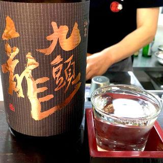 九頭龍 純米(金沢おでん いっぷくや)