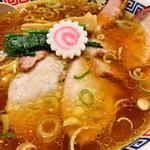 焼豚麺(とら食堂 福岡分店)