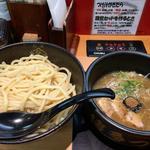 つけ麺(博多元助 薬院本店)