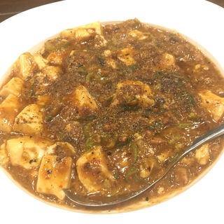 麻婆豆腐ハーフ(純喜 (ジュンキ))