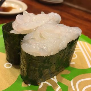 白えび 二貫(富山特産)(もりもり寿司 近江市場店)