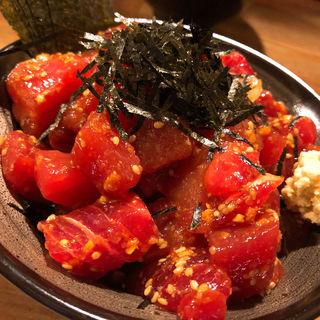 ユッケ丼(鶴橋まぐろ食堂 (つるはしまぐろしょくどう))