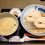 グリーンカレーつけうどん(銀座 佐藤養助 (ぎんざ・さとうようすけ))