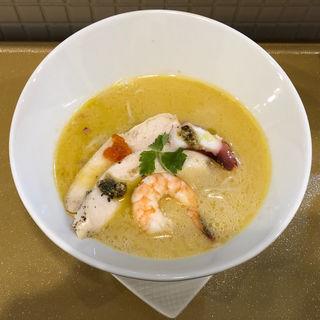 海鶏そば(麺や徳川吉成)