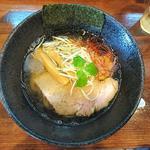 塩らーめん(麺処 ほんだ)