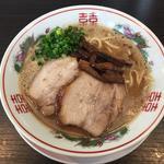 福島豚骨醤油(中華蕎麦 こばや)