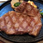 大田原牛ロースステーキ