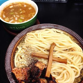 濃厚煮干しつけ麺(自家製麺 工藤 )