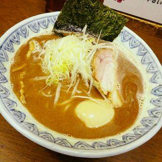 蕪村そば(麺屋蕪村 (めんや ぶそん))