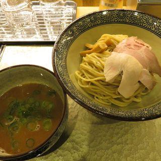 濃厚つけ麺(濃厚鶏そば 葵)