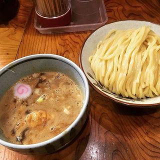 濃厚つけ麺(銀座 朧月 (おぼろづき))