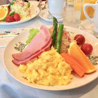 京の朝食(イノダコーヒー本店)