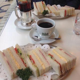 サンドウィッチ(イノダコーヒ 三条支店 )