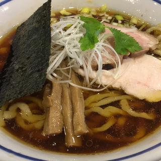 中華そば(手打式超多加水麺 ののくら)