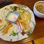 温玉柚香つけ麺(支那そば やまき)