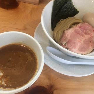 濃厚海老つけ麺(麵屋 BISQ)