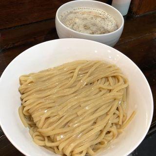 鶏醤油つけ麺(桐麺 )