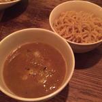 特製つけ麺(JAH (ジャー))