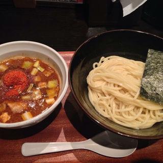 辛いつけ麺(つけ麺屋しずく )