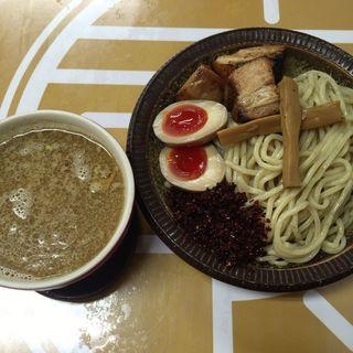 辛しつけ麺(小盛り)(自家製麺 工藤 )