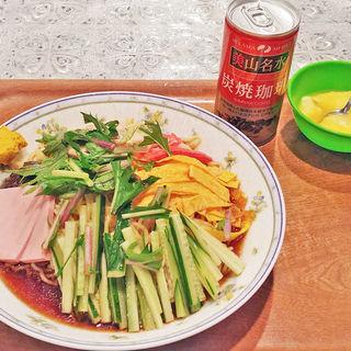 冷やし中華(百菜 (ヒャクサイ))