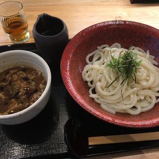 つけ麺(うどん酒場はちまん 森ノ宮)