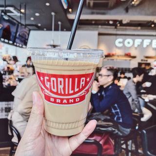 ラテ(Latte)(GORILLA COFFEE 渋谷店 (ゴリラコーヒー))