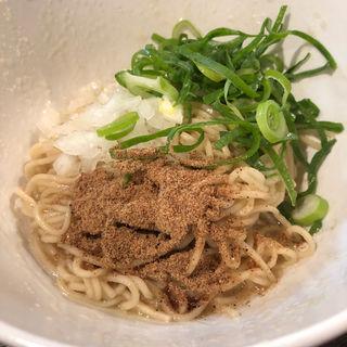 生姜の和え玉(麺や でこ )