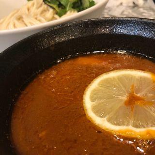オマール海老トマトつけ麺(五ノ神水産 )