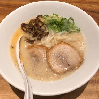 白丸元味(博多 一風堂 神戸元町店 (いっぷうどう))