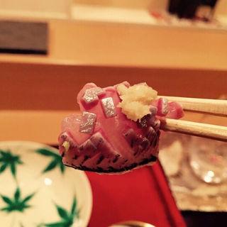 大船渡産鰊(料理 澤)