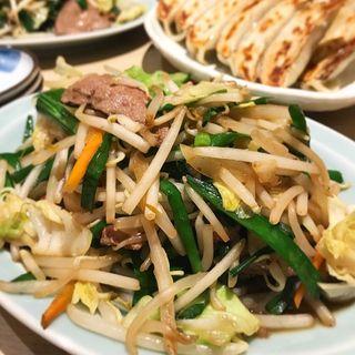 レバニラ炒め(珍来亭 (ちんらいてい))