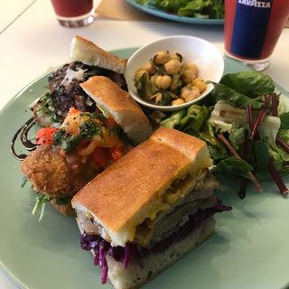 サンドイッチ(トレエウーノ サンドイッチ (3&1 Sandwich))