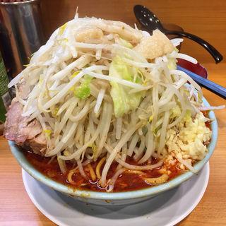 小ラーメン(辛いんじゃねー⤴︎)(ラーメン二郎 八王子野猿街道店 2 )