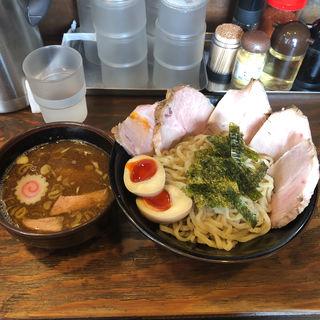 特製つけ麺300g(チャーシュー増し)(麺屋いちびり)