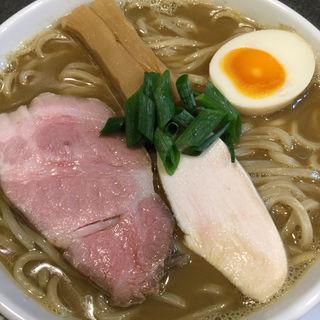 煮干しらぁ麺『極』醤油(幸跳 (さちはね))