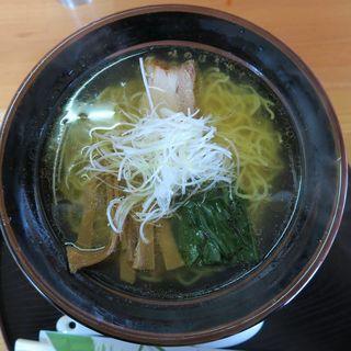 らーめん 塩(和風ラーメン 味のほうさく)