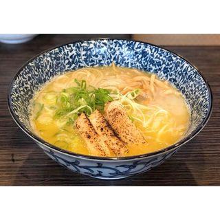 鶏そば(濃厚)(鶏そば 一瑳)